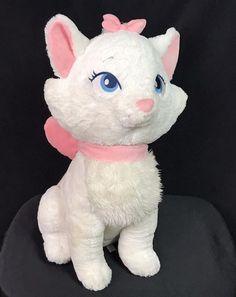 "Disney The Aristocats Marie Plush Stuffed Animal 24"" #Disney"