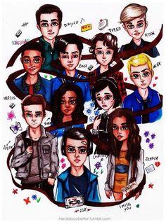 13 Reasons Why #13ReasonsWhy #13ReasonsWhyNetflix #HannahBaker #ClayJensen #ThirteenReasonsWhy #ThirteenReasonsWhySeries #HannahandClay #Welcometoyourtape #Dontbeareason
