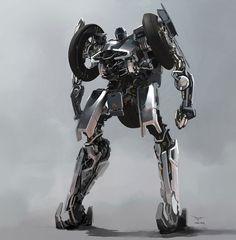 Robot/concept/style/transform/mecha