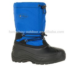 Children winter boots,snow boots for removable liner