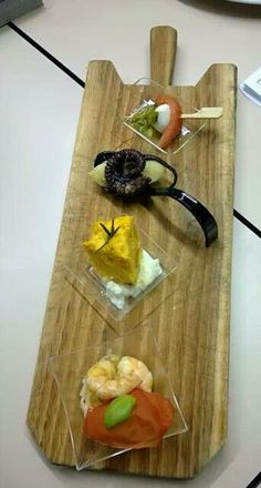 6 Presentazione di finger food