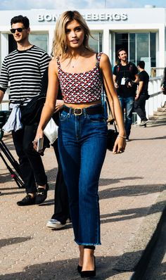 9 Cute Outfits to Wear for Your Anniversary Date via @WhoWhatWear