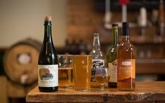 The best modern ciders are as sophisticated as wine, and often much cheaper.   Here are five excellent bottles to try