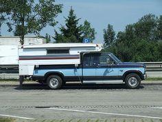Ford, F250XLT, Wohnwagen/-mobile, Wohnmobil Pickup in 7532 RB Enschede, gebraucht kaufen bei AutoScout24 Trucks