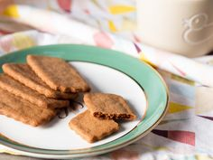 How to Make the Best Biscoff-Style Speculoos Cookies | Serious Eats