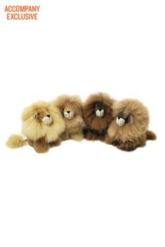 I got this for my mom and she loves it! ALPACA LION by Shupaca $105.00