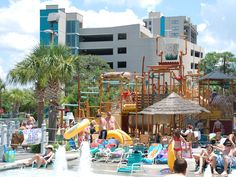 Kids Love Sands Resorts Waterpark Fun Places For Myrtle Beach Hotels