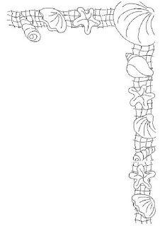 Marcos para hojas elegantes  Imagui  Libro de las Sombras