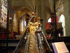Antwerpen: kirchliche Kunst von Weltruhm in der Liebfrauenkathedrale