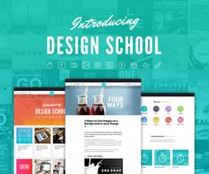Canva's Design School has everything you need to learn design. Check out our daily design articles, interactive tutorials and awesome tips.