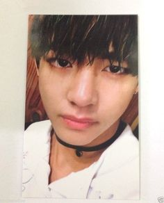 Kpop BTS In The Mood For Love Pt.2 V Photo Card Taehyung Bangtan Boys K-pop