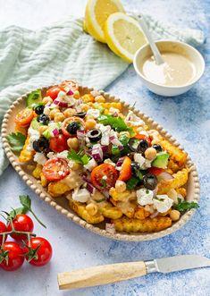 Vegan Appetizers, Savory Snacks, Vegan Snacks, Vegan Food, Vegan Recepies, Vegetarian Recipes, Healthy Recipes, Vegan Greek, Tastemade Recipes