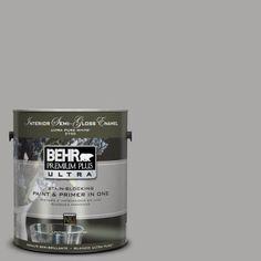 #UL260-7 Cathedral Grey Interior Semi-Gloss Enamel Paint - Bathroom