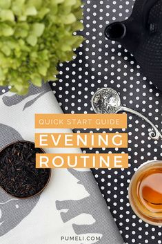 Quick & Easy Tips to Start an Evening Routine for Stress Relief and Relaxation in minutes. Health Advice, Health Care, Highly Effective People, Evening Routine, Mindful Living, Stress Relief, Healthy Habits, Special Occasion, Healthy Lifestyle
