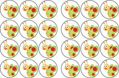 Baby Tv Butterfly Rice Paper Bun Toppers X 24 #ebay #Home & Garden
