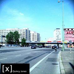 Quincy Jones by [ x ]