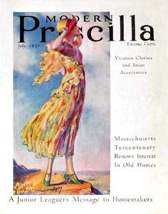 Modern Priscilla 1930