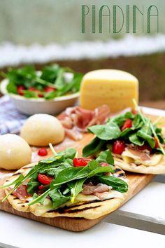 Piadina - Cozinha Pequena