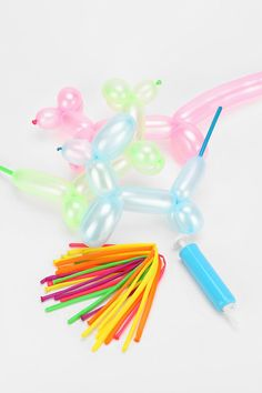 #UrbanOutfitters          #Apparment #Games         #measurements #standout #twisty #overview #festive #handy #balloons #fold #balloon #twist #perfect #colors #way #pump #party #complete #plastic #air #pack  Twisty Balloon - Pack Of 25                         Overview:  * Festive pack of twisty balloons in standout colors we love  * Comes complete with a handy plastic air pump  * Simply inflate and twist n' fold to shape!  * The perfect way to liven up any party  * Pack of 25…