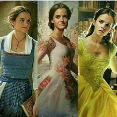 Beauty and the beast dresses