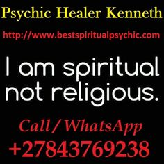 Ask Online Psychic Healer Kenneth Call / WhatsApp Spiritual Healer, Spiritual Guidance, Spiritual Growth, Spirituality, Easy Love Spells, Medium Readings, Love Spell That Work, Online Psychic, Spiritual Messages