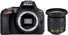 Sehr gute Kamera  Elektronik & Foto, Kamera & Foto, Digitalkameras, Digitale Spiegelreflexkameras Nikon D5600, Kit, Smart Watch, Canon, Fotografia, Smartwatch, Cannon