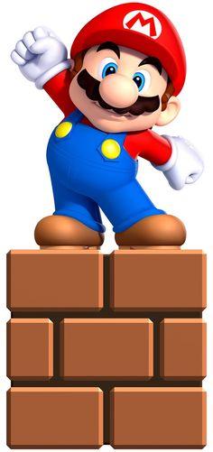 Mini Mario-New Super Mario Bros U