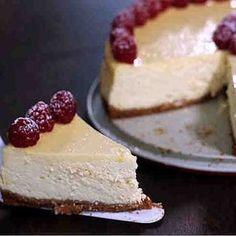 Tarta de queso - cheesecake