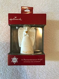 Hallmark 2015 Magic Angel Bell Keepsake Plays Angels We Have Heard on High NIB