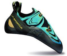 La Sportiva Futura Climbing Shoes! Coming spring 2012! Soon!