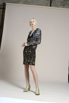 Jean Colonna Fall 2016 Ready-to-Wear Collection Photos - Vogue