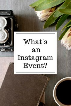 What is an Instagram Event?