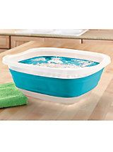 Collapsible Utility Tub - Washing tub | Solutions
