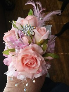 Wedding Venues For Sale In California Wedding Guest Dresses Jumpsuits. Prom Flowers, Bride Flowers, Wedding Cakes With Flowers, Bride Bouquets, Prom Corsage And Boutonniere, Corsage Wedding, Corsages, Boutonnieres, Flower Corsage