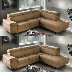 divano angolare rubino | divani ad angolo | pinterest | ad - Angolo Chaise Whistler Grigio