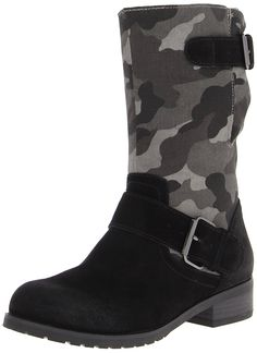 BC Footwear Women's I'm With The Band Ankle Boot >>> Find out more details by clicking the image : Boots Shoes Mid Calf Boots, Black Ankle Boots, Boots Online, Cool Boots, Bearpaw Boots, On Shoes, Fashion Boots, Footwear, Band