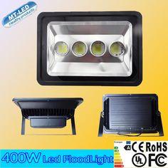 2PCS AC85-265V 400W LED Floodlight Outdoor LED Flood light lamp waterproof LED Tunnel light lamp street lapms