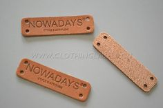 leather labels (genuine leather labels,PU leather labels) supplier-PEANNY LIMITED   WWW.CLOTHINGLABELS.CN