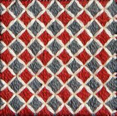 Hungarian Tile Work