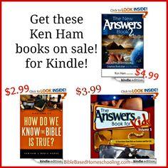 Ken Ham Books on Sale!