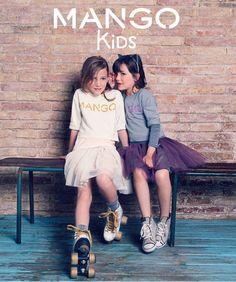 circus mag: MANGO launches first children's collection for A/W 2013 - erste Kinderkollektion von MANGO.