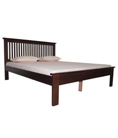 Howard Wooden Bed - Double, http://www.snapdeal.com/product/howard-wooden-bed-double/1669542195