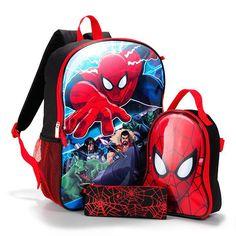 #Spiderman #Backpack #Avon Living 2016 Kids Backpacks  #AvonLiving   http://thebeautyinyoublog.com/avon-living-2016-kids-backpacks/
