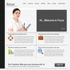 Webpage Designs 4