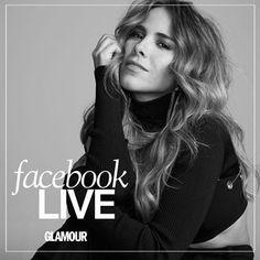 """É hoje! @wanessa é a convidada do primeiro #GlamourAoVivo de 2017. Prepare suas perguntas porque vamos falar de tudo com a cantora que está de volta ao sertanejo. """"Vai que vira amor"""" né? Por aqui já virou. Então corra porque começa às 15h30 na página oficial da Glamour no Facebook: http://ift.tt/MtJS6s. Segue a gente lá!  via GLAMOUR BRASIL MAGAZINE OFFICIAL INSTAGRAM - Celebrity  Fashion  Haute Couture  Advertising  Culture  Beauty  Editorial Photography  Magazine Covers  Supermodels…"""