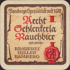 Aecht Schlenkerla ~ Schlenkerla (Heller) ~ Bamberg ~ Germany