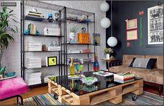 Blog Achados de Decoração - blog de decoração sem complicação: PARA QUEM AMA DECORAÇÃO COM RECICLAGEM