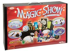 Ideal 100-Trick Spectacular Magic Show Suitcase Ideal http://www.amazon.com/dp/B000PWNGV8/ref=cm_sw_r_pi_dp_Ayexwb08W3D9B