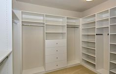 Huge walk in closets are a must in our newly constructed homes! #JeremyHomes #Bethesda #RealEstate #ForSale http://jeremyhomes.com/PropertyDetails.aspx?property_cd=394