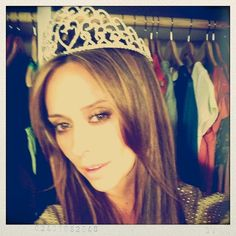 Why is Riley in her closet? In a tiara? Season 2 of TCL will tell ya!